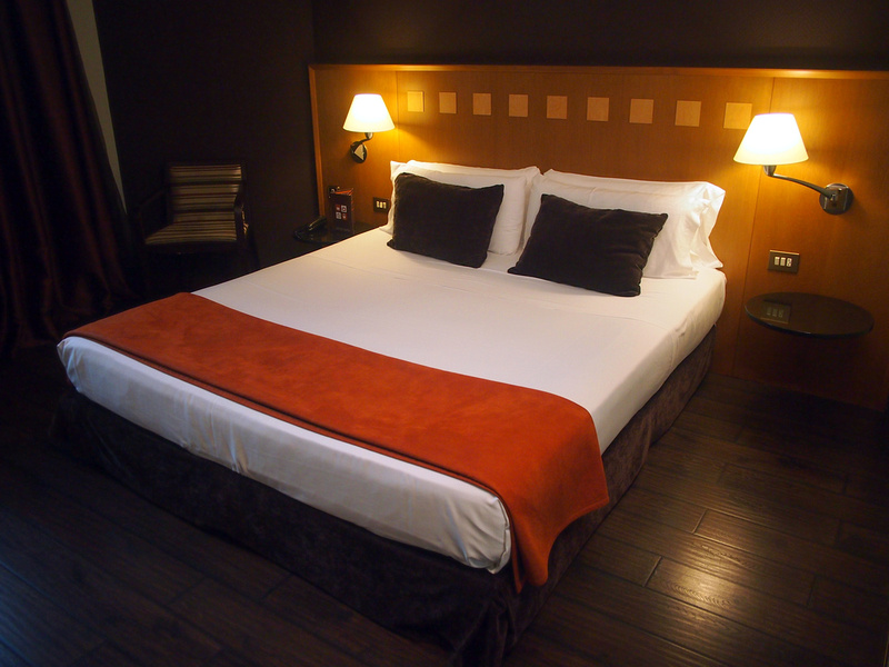 Bed - Hotel Carlemany
