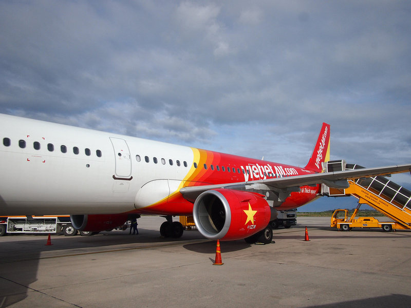VietJet Air at CXR