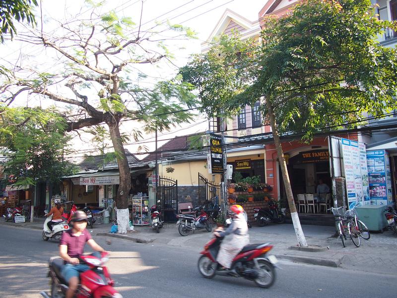 Ly Thuong Kiet, Hoi An