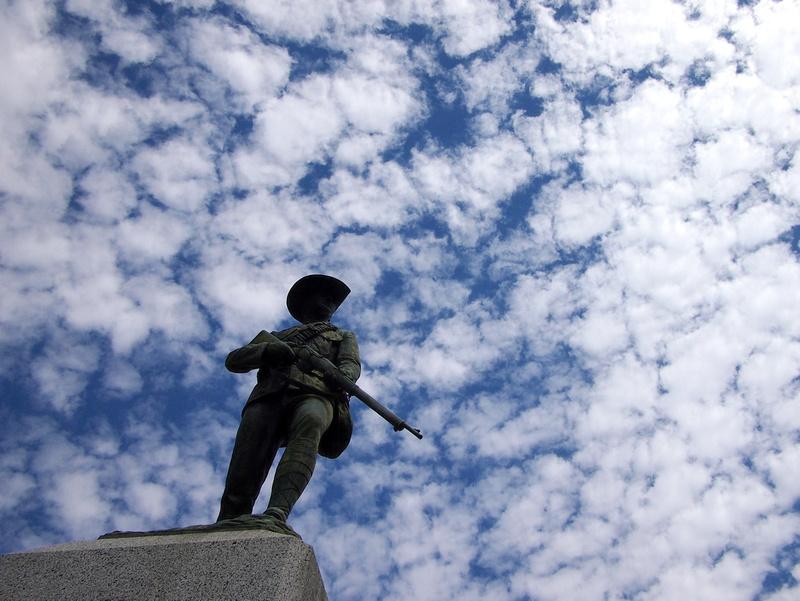 Boer War Memorial - Bendigo