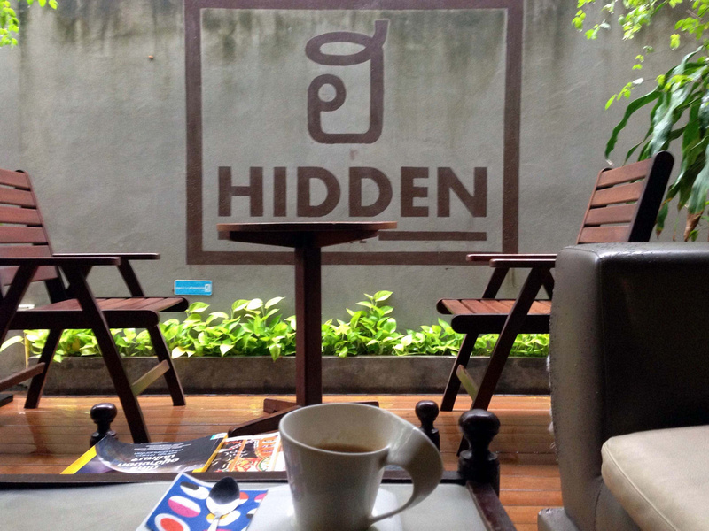 Hidden Cafe