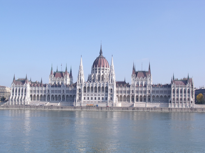 Parlament Building, Budapest - Hungary
