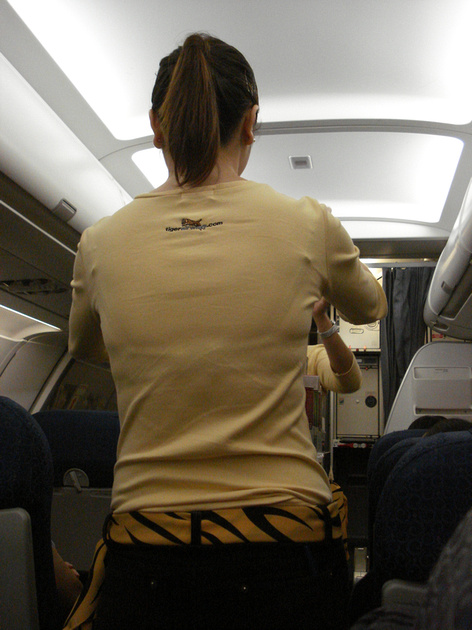 Tiger Airways Service
