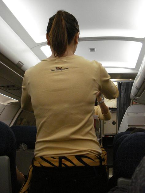 Tiger Airways Service