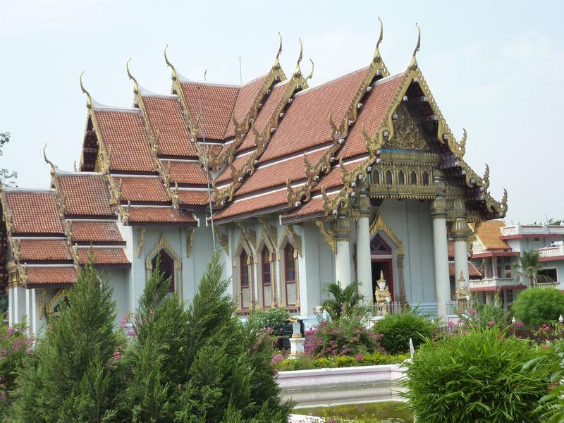Thai Monastery - Bodhgaya