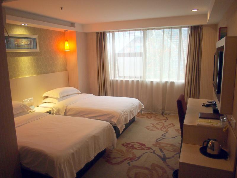 Shenzhen hotel room
