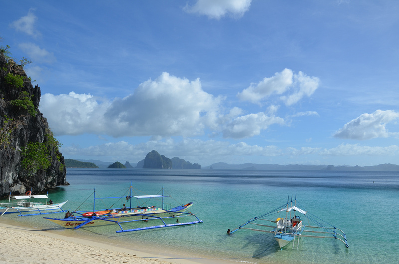 7 Commandos Beach, Palawan – Philippines