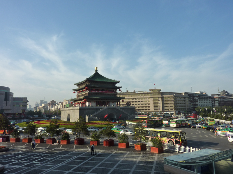 Xi'an Bell Tower [China]