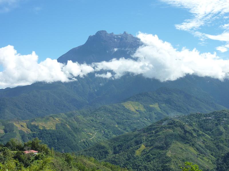 Mt Kinabalu, Kinabalu National Park - Malaysia