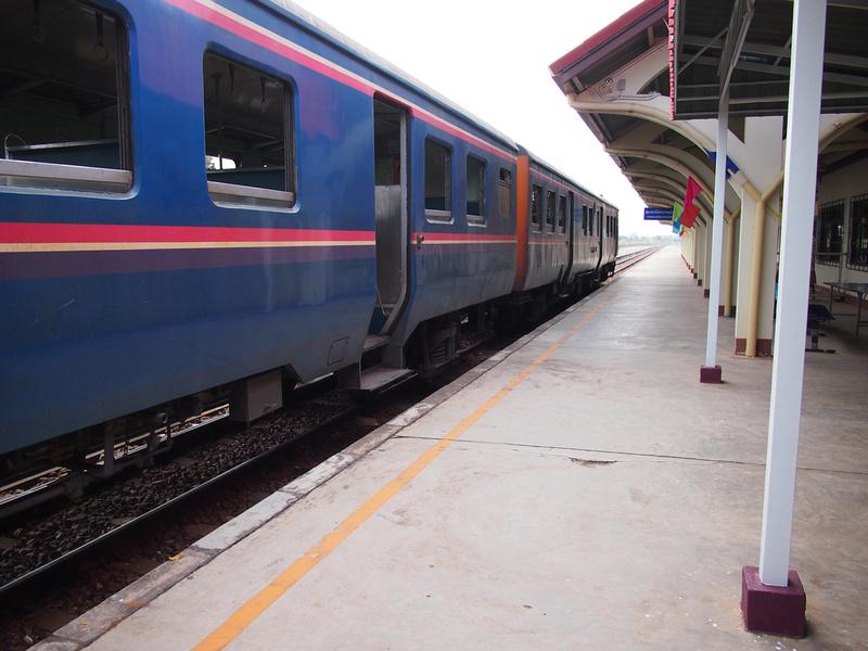 Train at Thanaleng