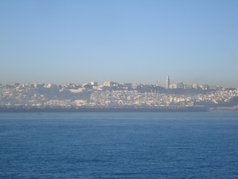 City of Tangier
