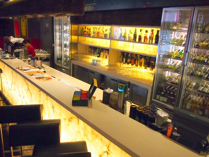 Hotel Bar - Radisson BLU Pudong Century Park