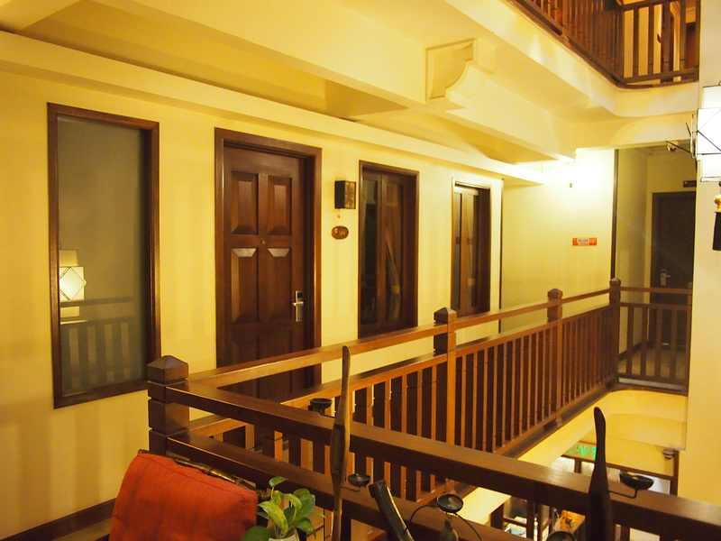 Anggun Boutique Hotel interior