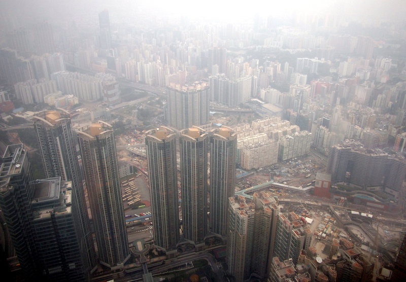 Kowloon view