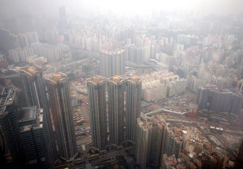 Kowloon view