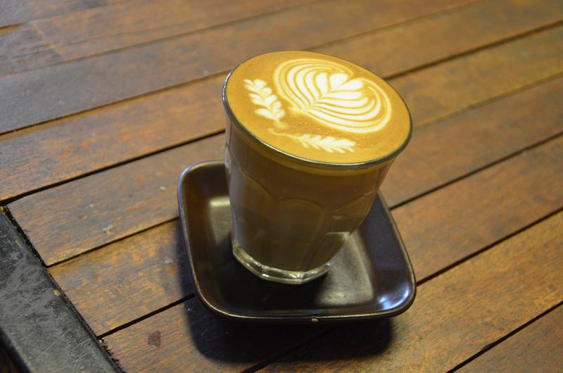 Cafe latte - Chiang Mai
