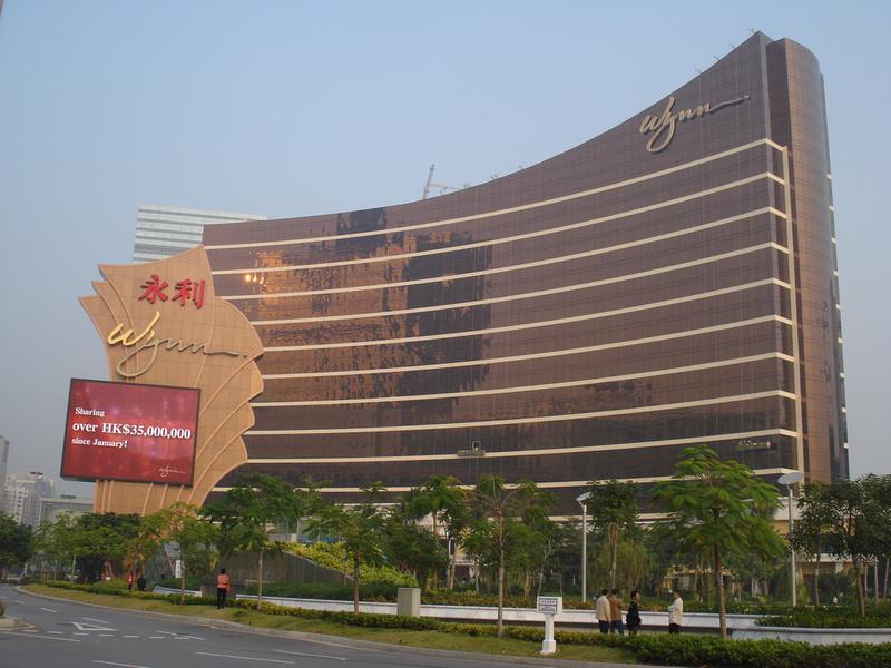 Wynn Casino - Macau