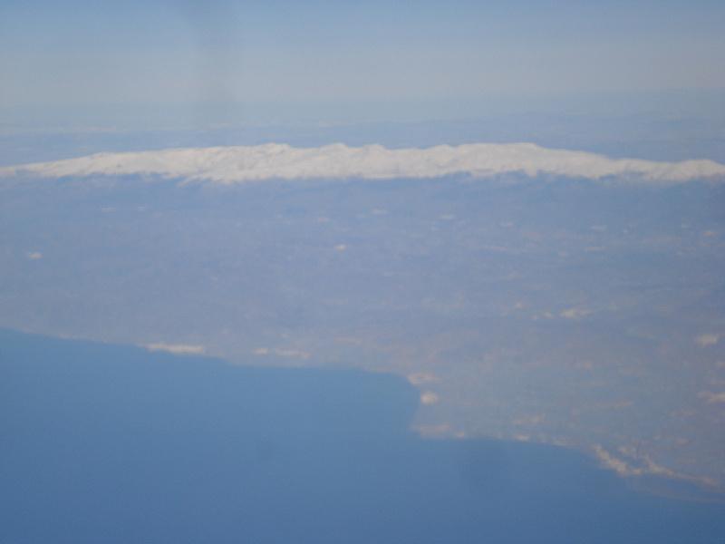 Sierra Nevada mountain range, Andalucia