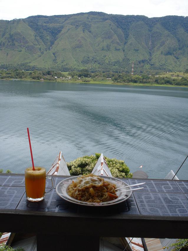 Lunch at Tuk-Tuk