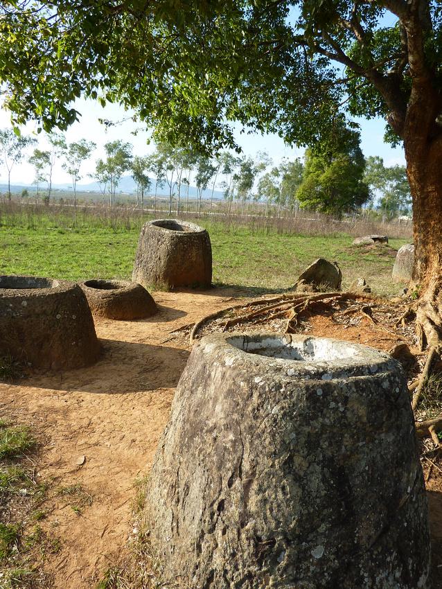 Plain Of Jars, Xiangkhoang Plateau - Laos