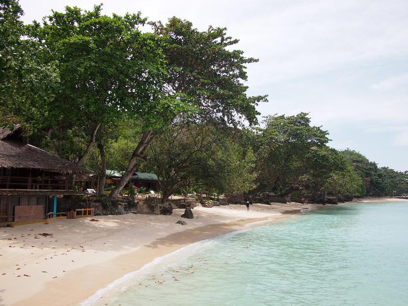 Costa Marina Beach, Samal Island - Davao