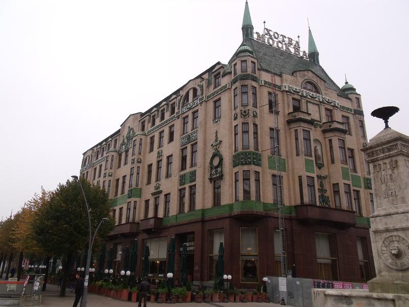 Hotel Moscow - Belgrade
