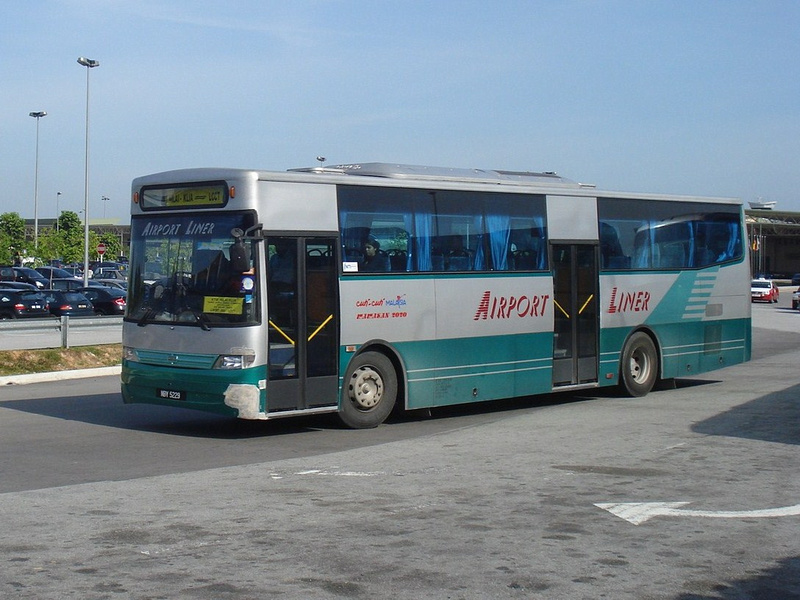 LCCT to KLIA shuttle