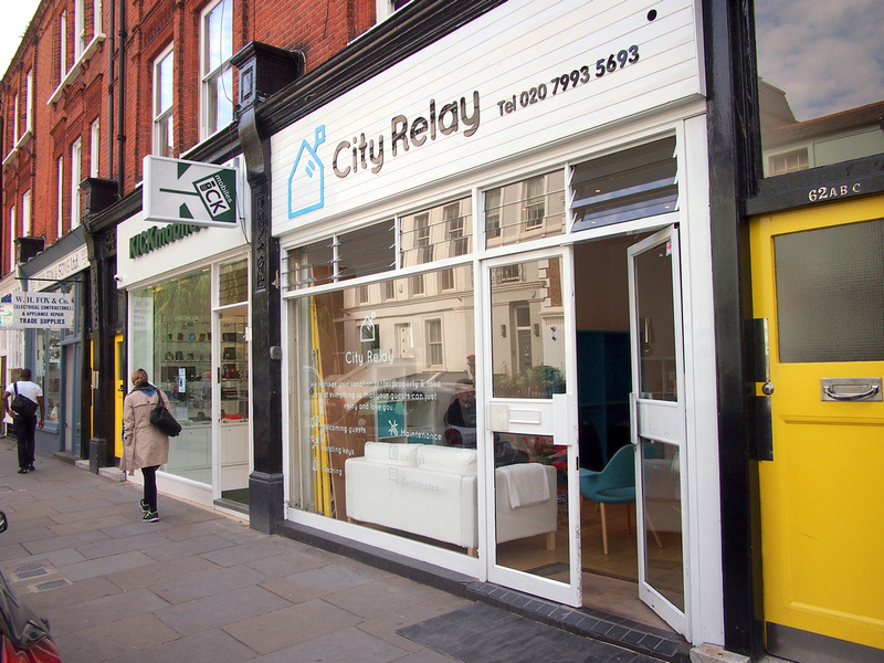 City Relay Office