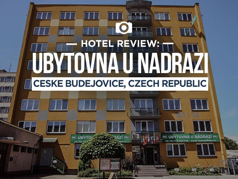 Ubytovna u nadrazi, Ceske Budejovice - Czech Republic