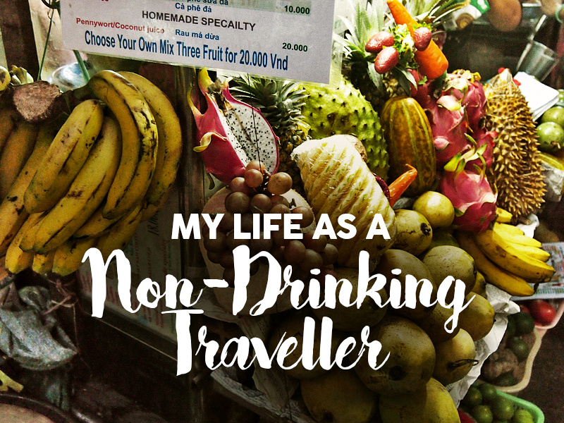 My life as a non-drinking traveller
