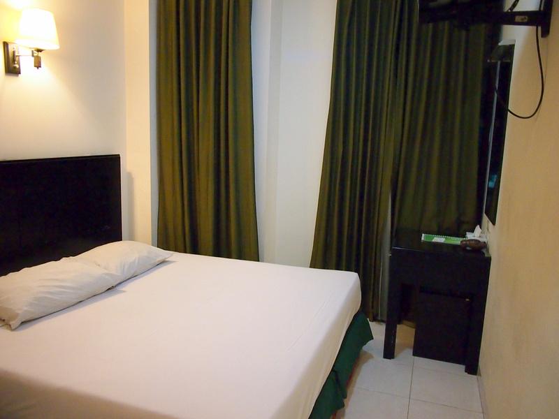 Hotel Yasmin room