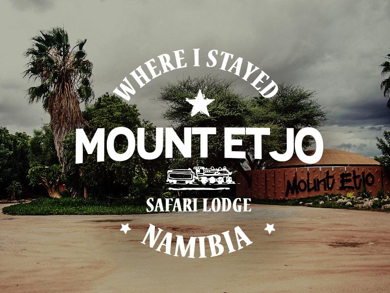 Mount Etjo Safari Lodge, Namibia