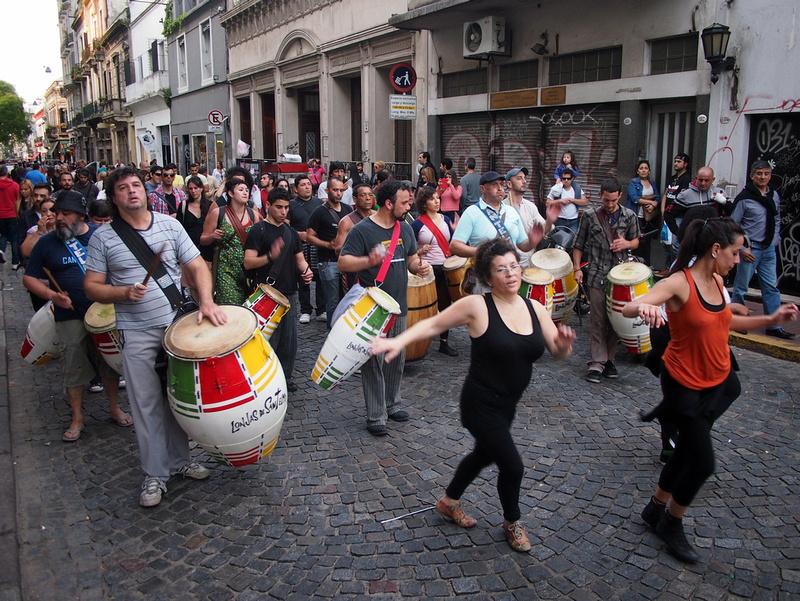 Market Drummers