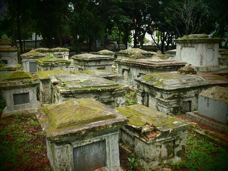 Cemetery: Georgetown - Penang
