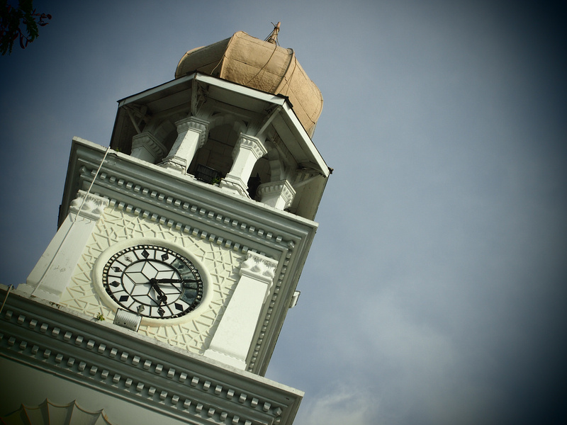 Clock Tower: Georgetown - Penang