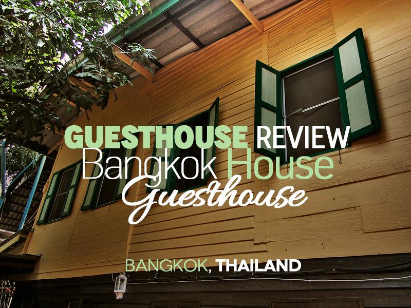 Bangkok House Guest House, Bangkok - Thailand