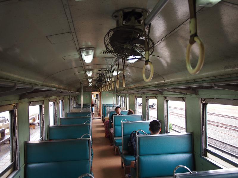 Thailand-Laos train
