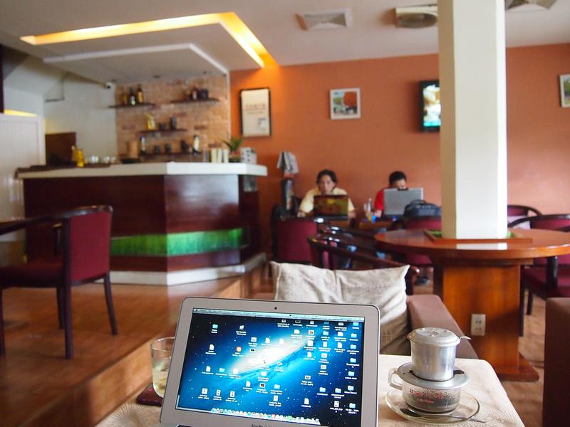 Ngo Thoi Gian Cafe: Ho Chi Minh City