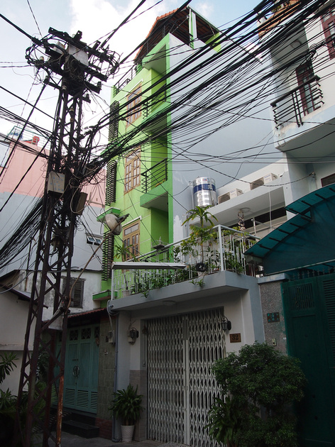 Apartment in Ho Chi Minh City