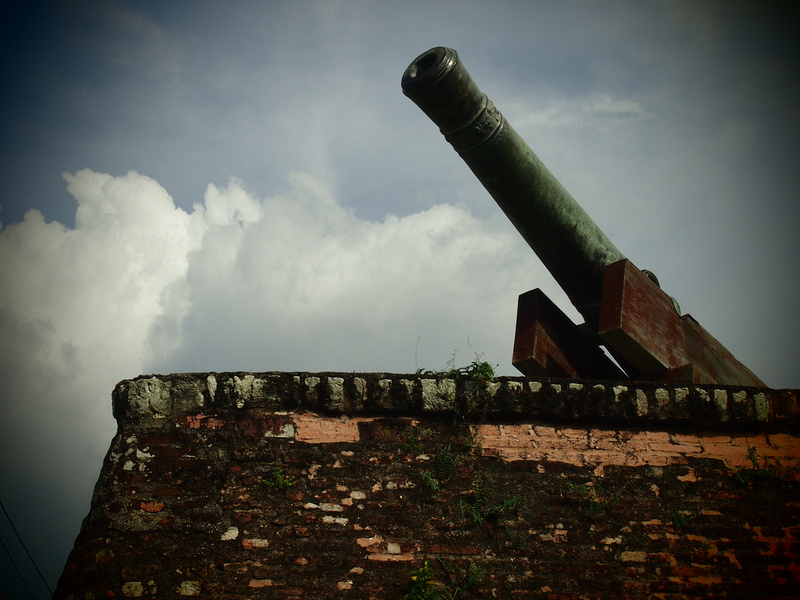 Fort Cannon: Georgetown - Penang