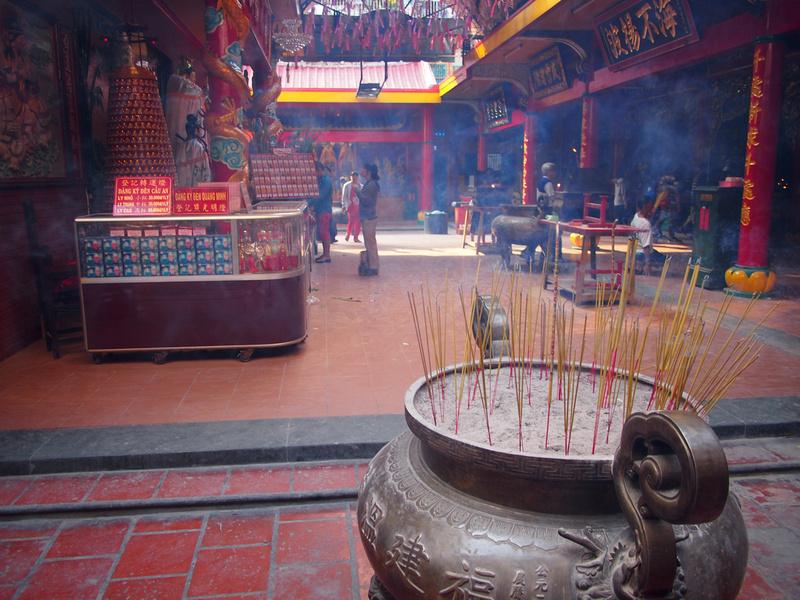 Chua On Lang incense