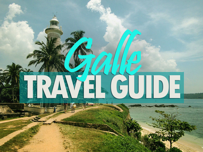 Galle Travel Guide
