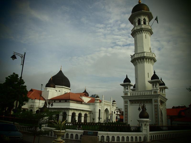Kapitan Keling Mosque: Georgetown - Penang
