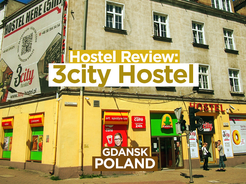 3City Hostel, Gdansk - Poland
