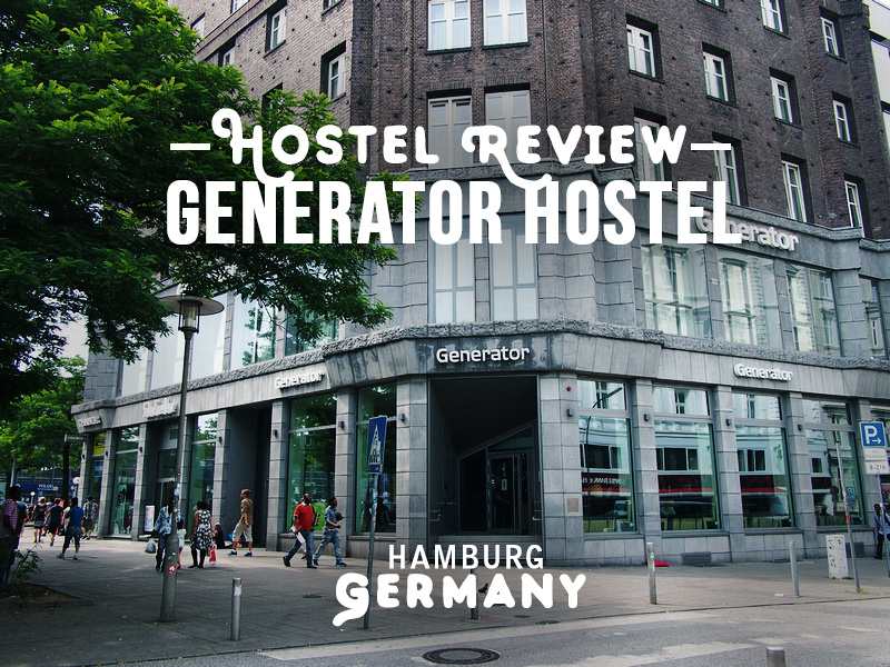 Generator Hostel Hamburg, Germany