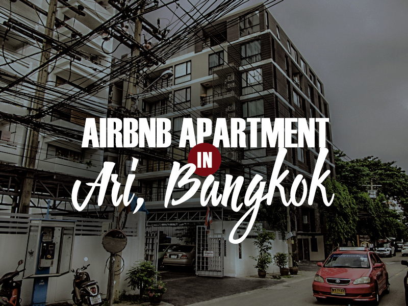 Airbnb apartment in Ari - Bangkok