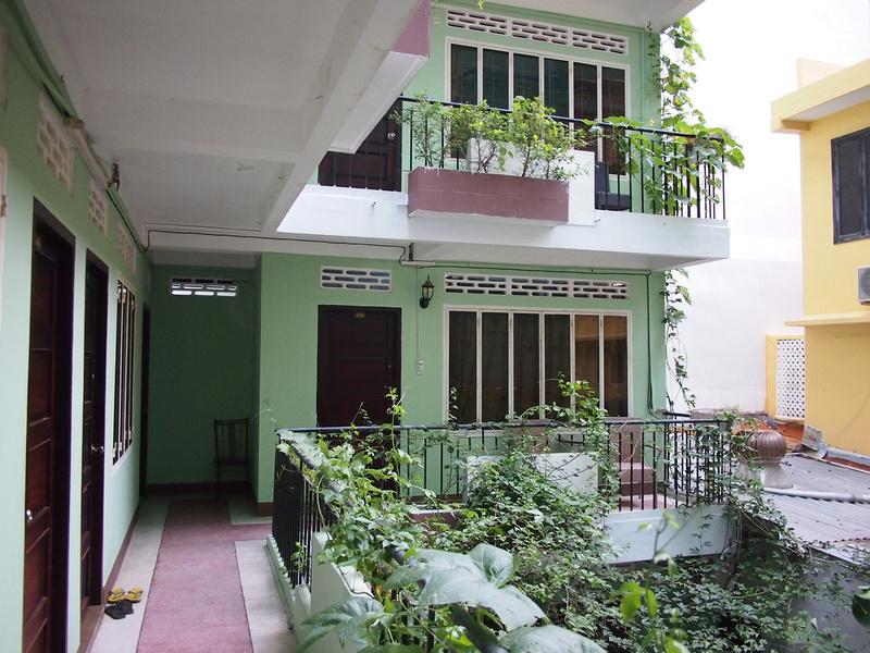Nha Trang Inn balcony