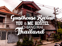 You & Me Hostel, Chiang Mai – Thailand