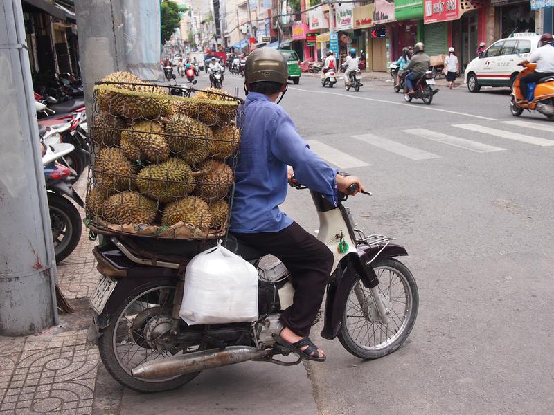 Durian Motorbike