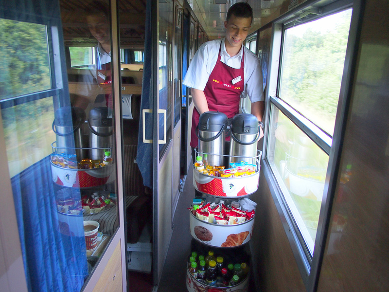 Coffee cart - Poland
